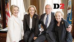 Clinton, Powell, Albright to guest star...