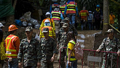 Thai cave rescue: Dwindling oxygen proves...