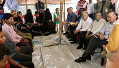 UN chief: Rohingyas want justice