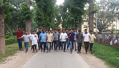 Chhatra League attacks quota reform protesters at Rajshahi University