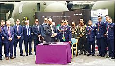 UK hands BAF title to newly procured...