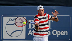 Isner serves up his fifth Atlanta...