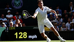 Wawrinka upsets Dimitrov after girlfriend...