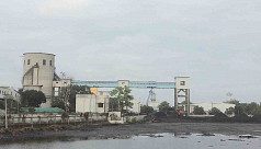 Barapukuria power plant shut down after...