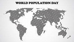 World Population Day on Wednesday