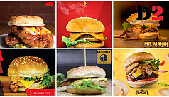 Poll: Who makes the best burgers in Dhanmondi?