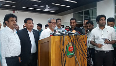 CEC Huda satisfied with polls to three...