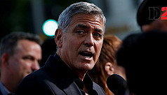 Actor George Clooney injured in scooter...