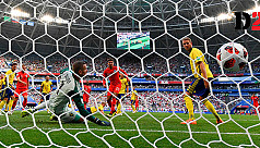 WC 2018:  The best goals from last...
