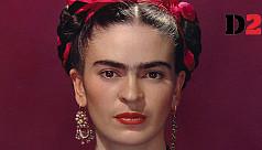 Google exhibits Frida Kahlo's artworks...