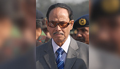 Ershad to be taken to Singapore
