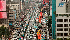 Dhaka struggling to restore traffic...