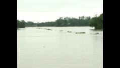 Floods feared as Surma flows above danger...