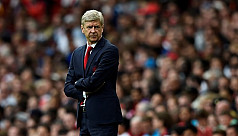 Wenger: Games without spectators only...