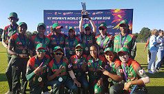 Bangladesh women champions in World...