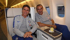 Zola returns to Chelsea as Sarri's...