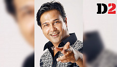 Asif's first feature-length musical film in production