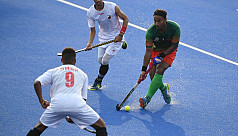 Hockey team wins opener in Asiad