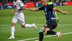 Inter Milan lose ground in Serie A