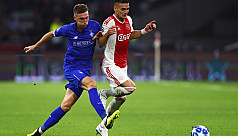 Ajax, AEK on course for Champions League...