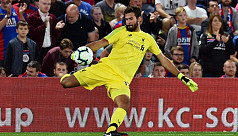 Klopp: Alisson looks like missing piece...