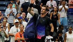 Murray true to word with second round...