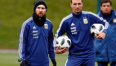 Argentina name Scaloni as interim...