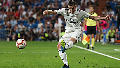 Bale shines in Real stroll over...