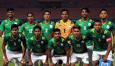 Bangladesh to face North Korea in the...