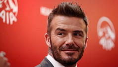 Beckham to receive Uefa President's...