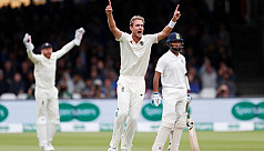 Broad propels England to win over...