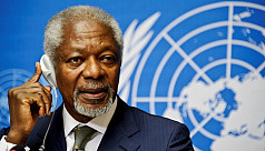 Tributes pour in for former UN chief...