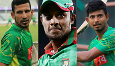 Sabbir, Nasir and Mosaddek under BCB...