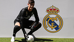 Courtois turned down bigger offers in...