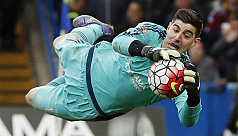 Chelsea's Courtois wants Madrid move for family reasons, says agent