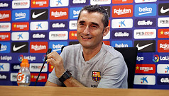 Barcelona coach Valverde warns of wounded...