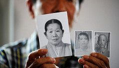 Korean families separated by war to...