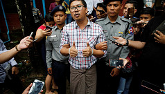 Reuters journalists face verdict next week on Myanmar secrets charges