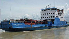 Ferry service on Shimulia-Kathalbari route resumes