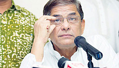 Fakhrul: Bangladesh has become a non-democratic country
