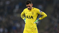 Tottenham captain Lloris charged with...
