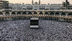 1.37 lakh Bangladeshis to perform hajj next year