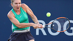 Halep defeats Garcia to reach...