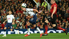 Spurs win at United a statement to rivals,...