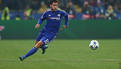 Sarri: Hazard needs time to reach Chelsea...