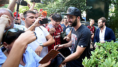 Higuain hopes to sign for Milan on...