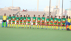 Bangladesh hockey team face Oman in...