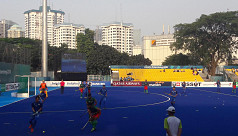 Bangladesh win 3-1 against Thailand...