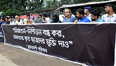 Student movements: Families demand release...