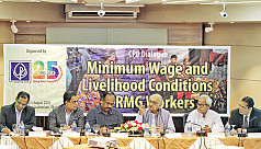 CPD proposes Tk10,028 as minimum wage for garment workers